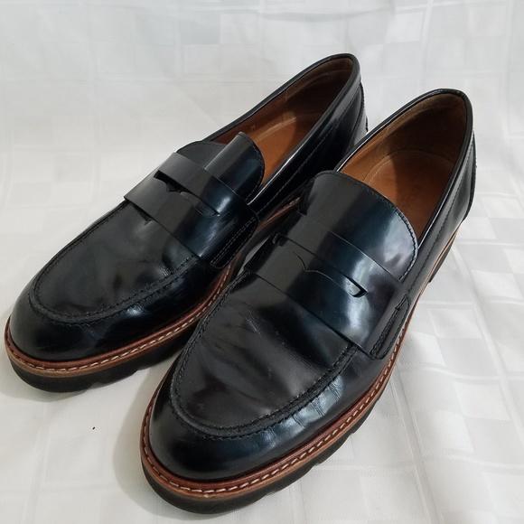 417fa42c9b25 Coach Shoes - Coach Ida Penny Loafers In Black